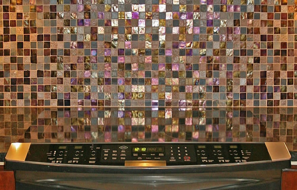 glass tile backsplash guide mosaic tiles arts c
